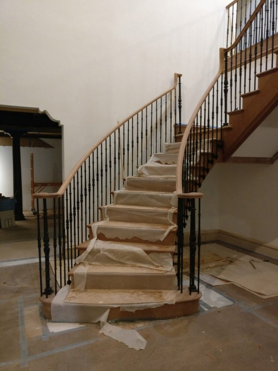Stairs And Handrails Mail Portfolio - Dkp Wood Railings & Stairs Image 931