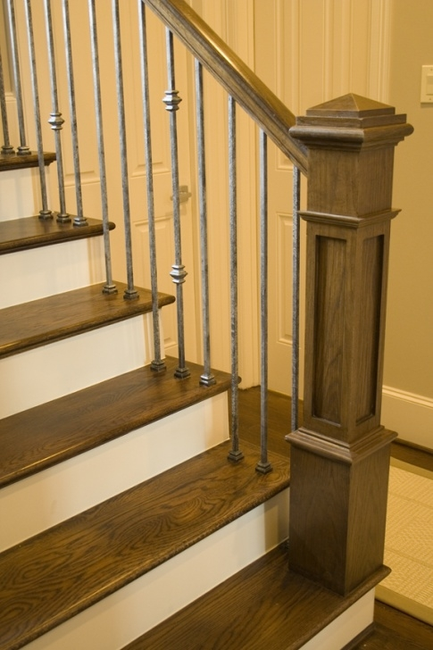 Stairs Steel Part Dallas Ft. Worth Largest Stair Comapny | Ironwood Picture 094