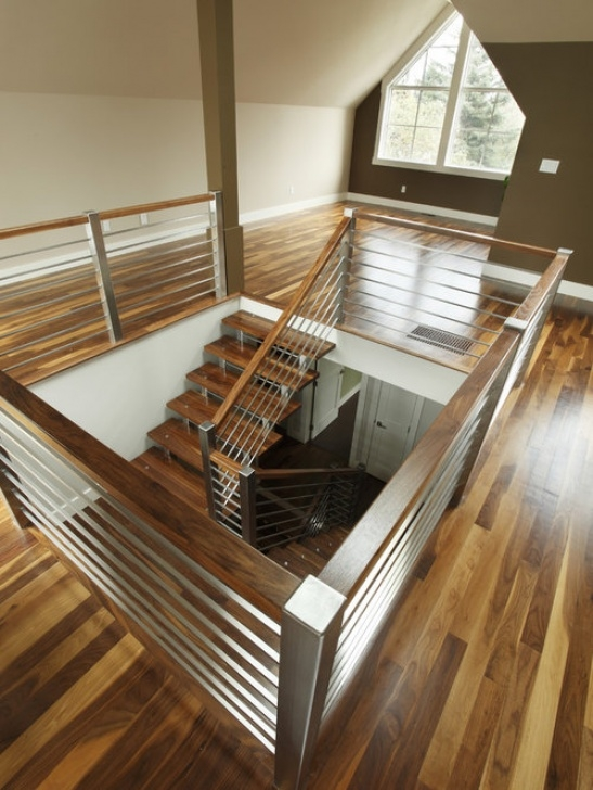 Stairs Steel Railing Design Stainless Steel Staircase Railing Design Ideas & Remodel Image 630