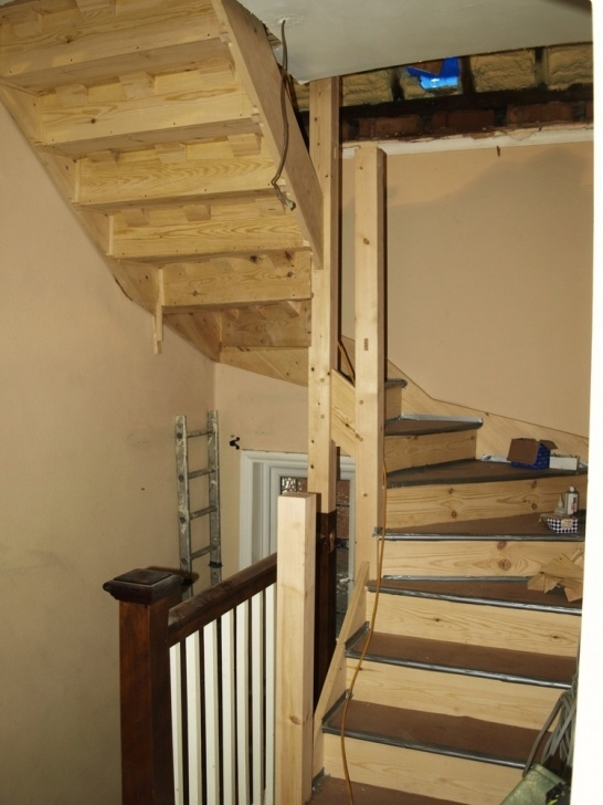 Stairs To Attic Ideas Nudor Woodcraft: 100% Feedback, Extension Builder In Leicester Image 909