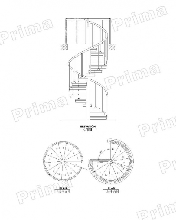 Standard Dimensions Of A Spiral Staircase Small Loft Timber Steps Round Stairs Metal Spiral Picture 596