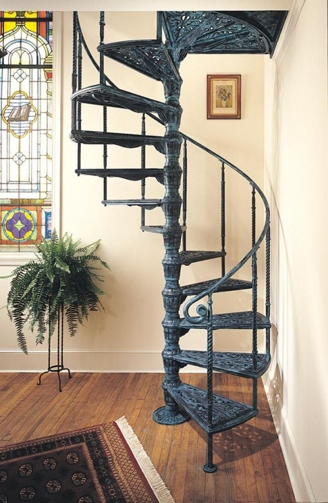 The Iron Shopfloating Staircase Kits Shop Victorian Spiral Staircases In 2020 | Spiral Photo 867
