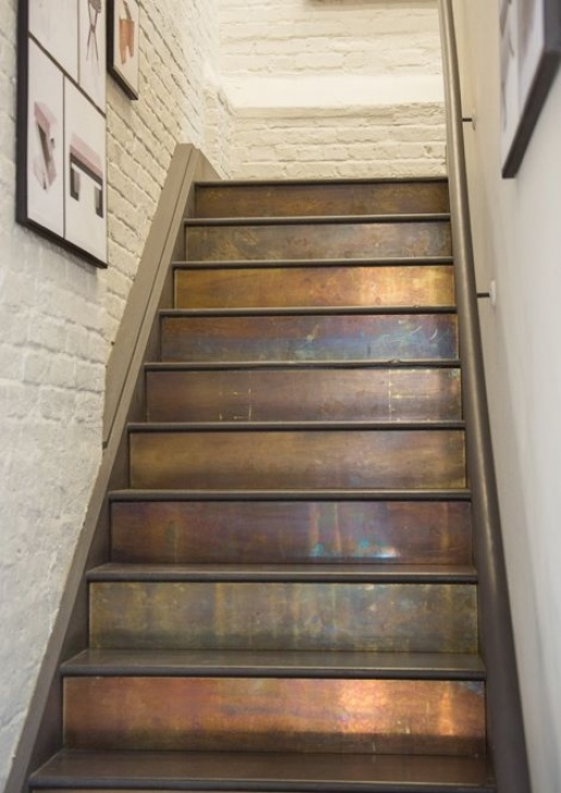 Tile Stair Risers Stair Risers That Rise To The Occasion | Girlfriend Is Better Photo 806