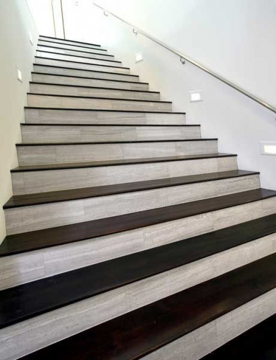 Tile Stair Risers The Rise Of Risers {10 Ways To Get Creative!} | Tiled Picture 871